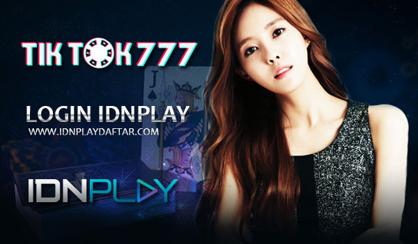 Login IDNPLAY Poker